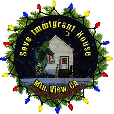 Holiday Greeting Immigrant House